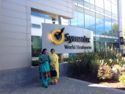 Visit to Symantec with AIOU Faculty